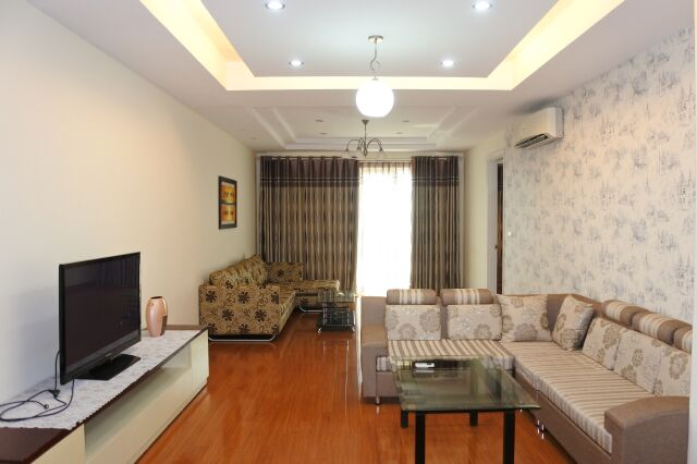 Fully furnished apartment with reasonable budget in Ciputra Hanoi