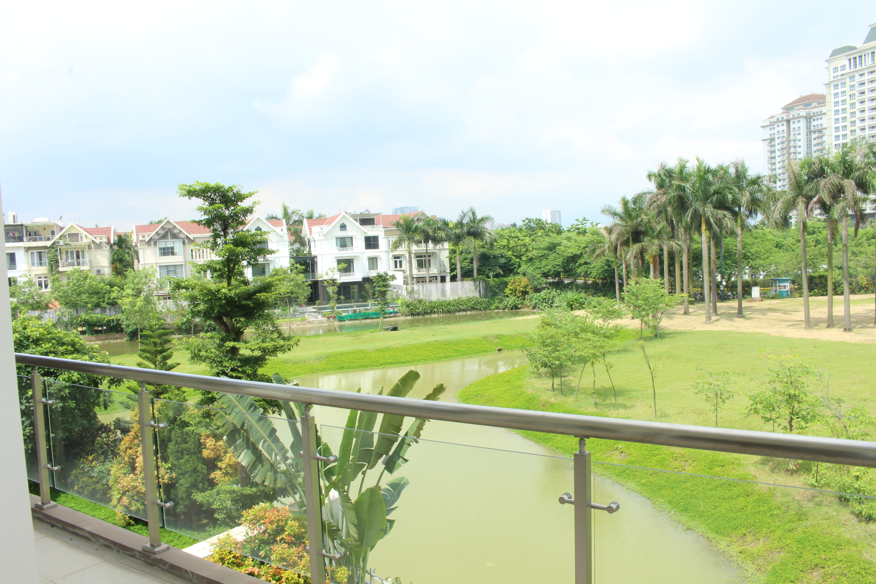 New beautiful villa Ciputra for rent