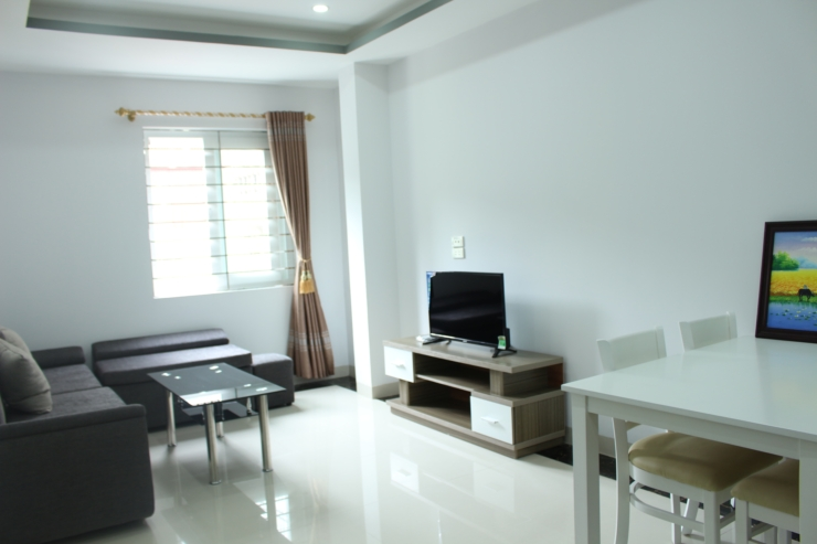 Budget serviced apartment in Nui Truc Ba Dinh