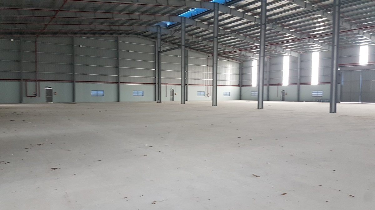 Warehouse/Factory/Workshop for Rent in Que Vo Industrial Park