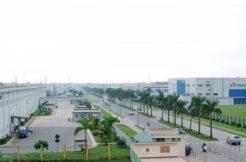Cho thuê kho xưởng khu công nghiệp Thăng Long II