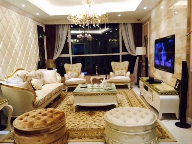 Cho thuê căn hộ cao cấp Keangnam Landmark, 4 phòng ngủ