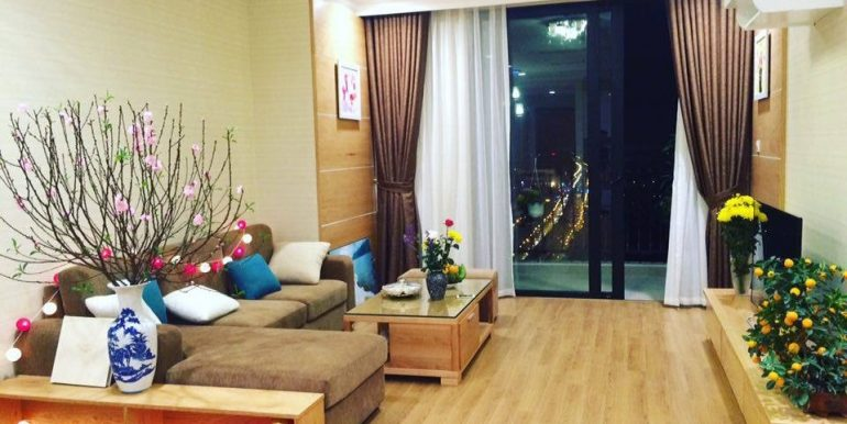 3 bedroom Royal City apartment with full sunshine