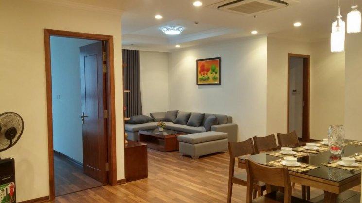 Cho thuê căn hộ chung cư Park Hill, 4 phòng ngủ, full đồ