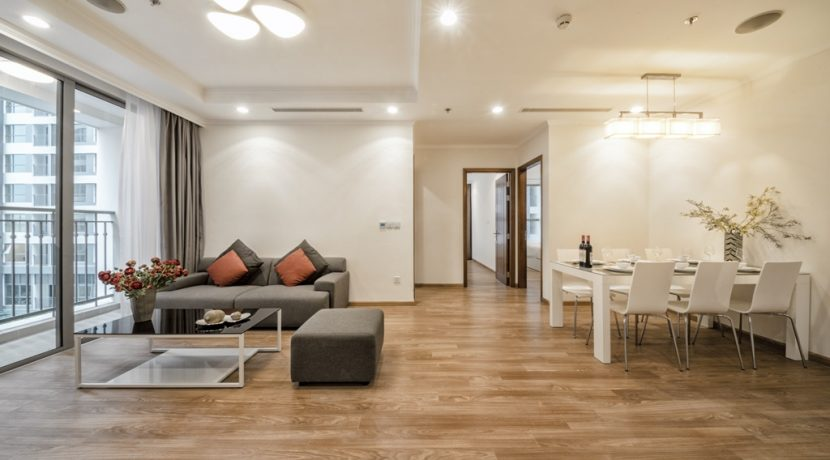 APARTMENTS FOR RENT IN Vinhomes Times City PARK HILL 12