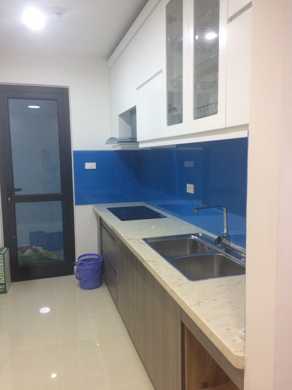 High-class 02 bedroom apartment for rent in Goldmark City Ho Tung Mau