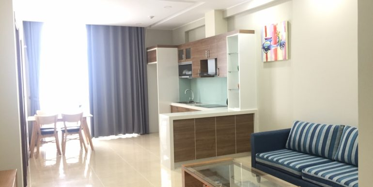 Fully furnished apartment for rent in Trang An Complex