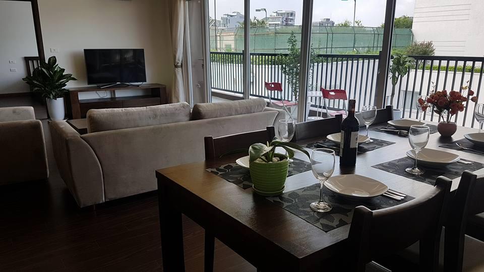 New serviced apartment near Sheraton Hotel
