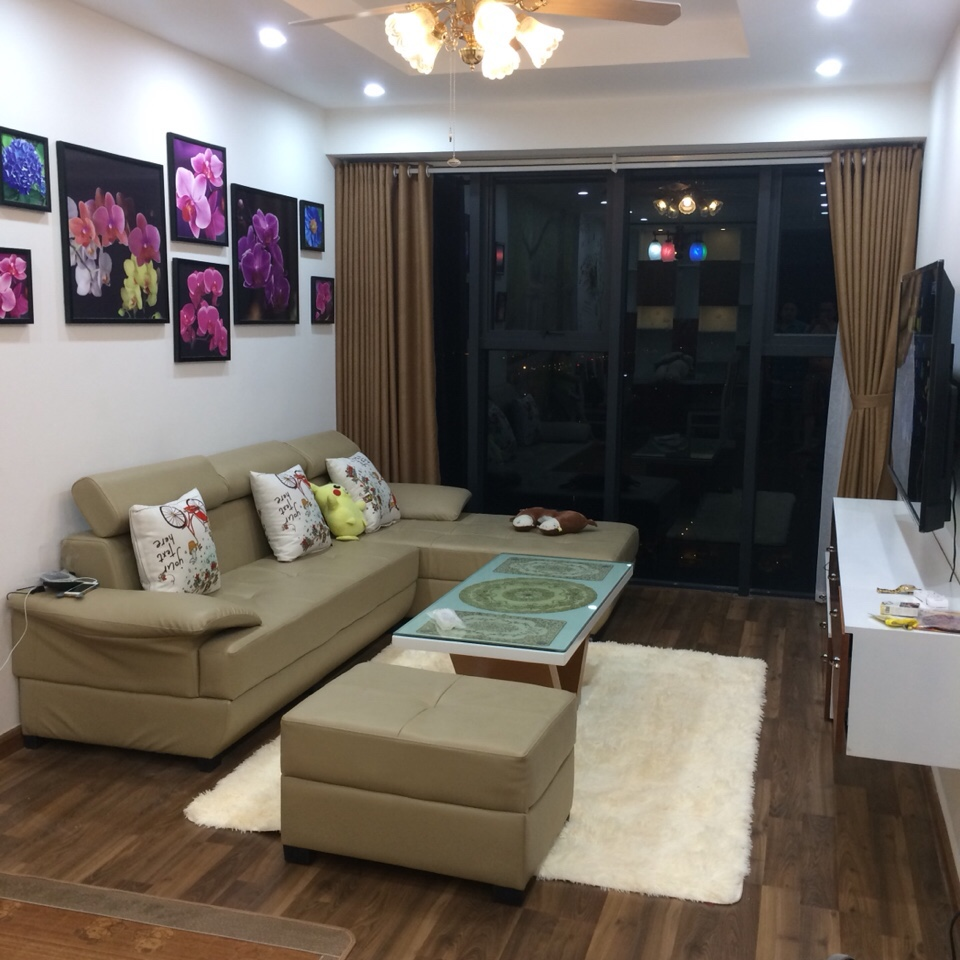 Apartments For Rent In The City: APARTMENTS FOR RENT IN GOLDMARK CITY 136 HO TUNG MAU