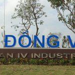 cho thuê đất kcn Đồng Văn IV