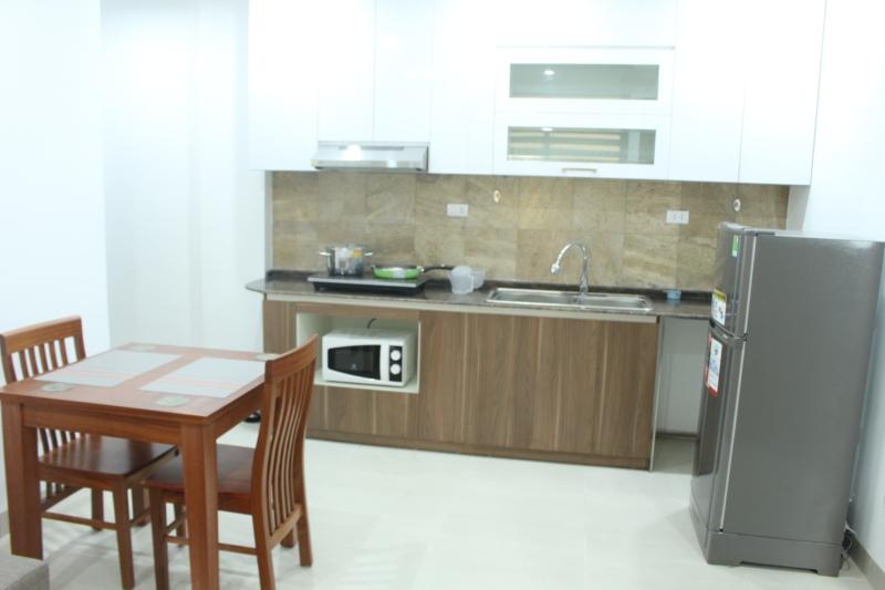 Cho thuê căn hộ dịch vụ giá rẻ quận Ba Đình