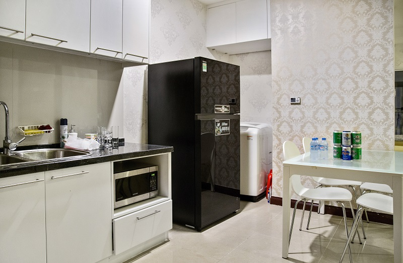 Nicely apartment 3 bedrooms in Royal City