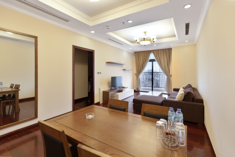 Luxury 2 bedroom apartment Royal City for rent, furnished