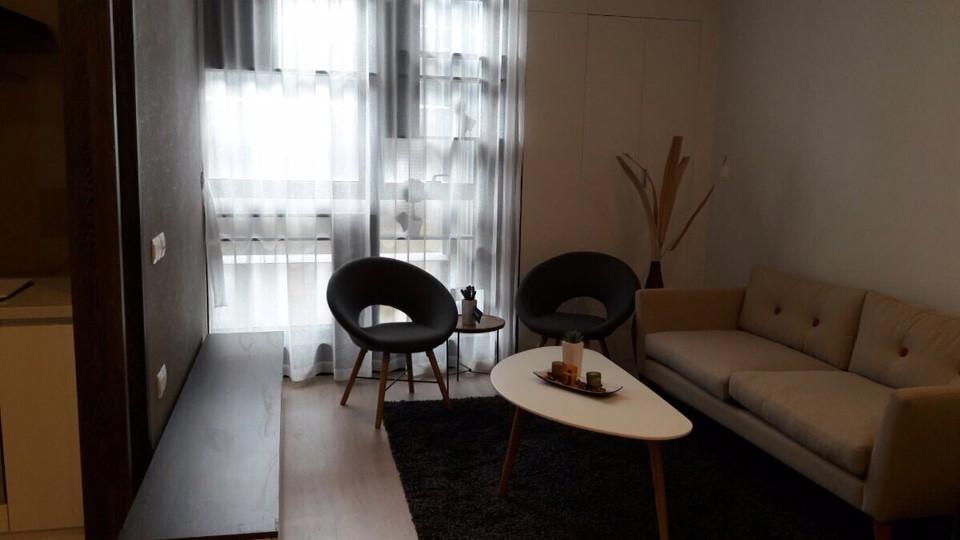 Cho thuê căn hộ cao cấp tại Lancaster, 2 phòng ngủ