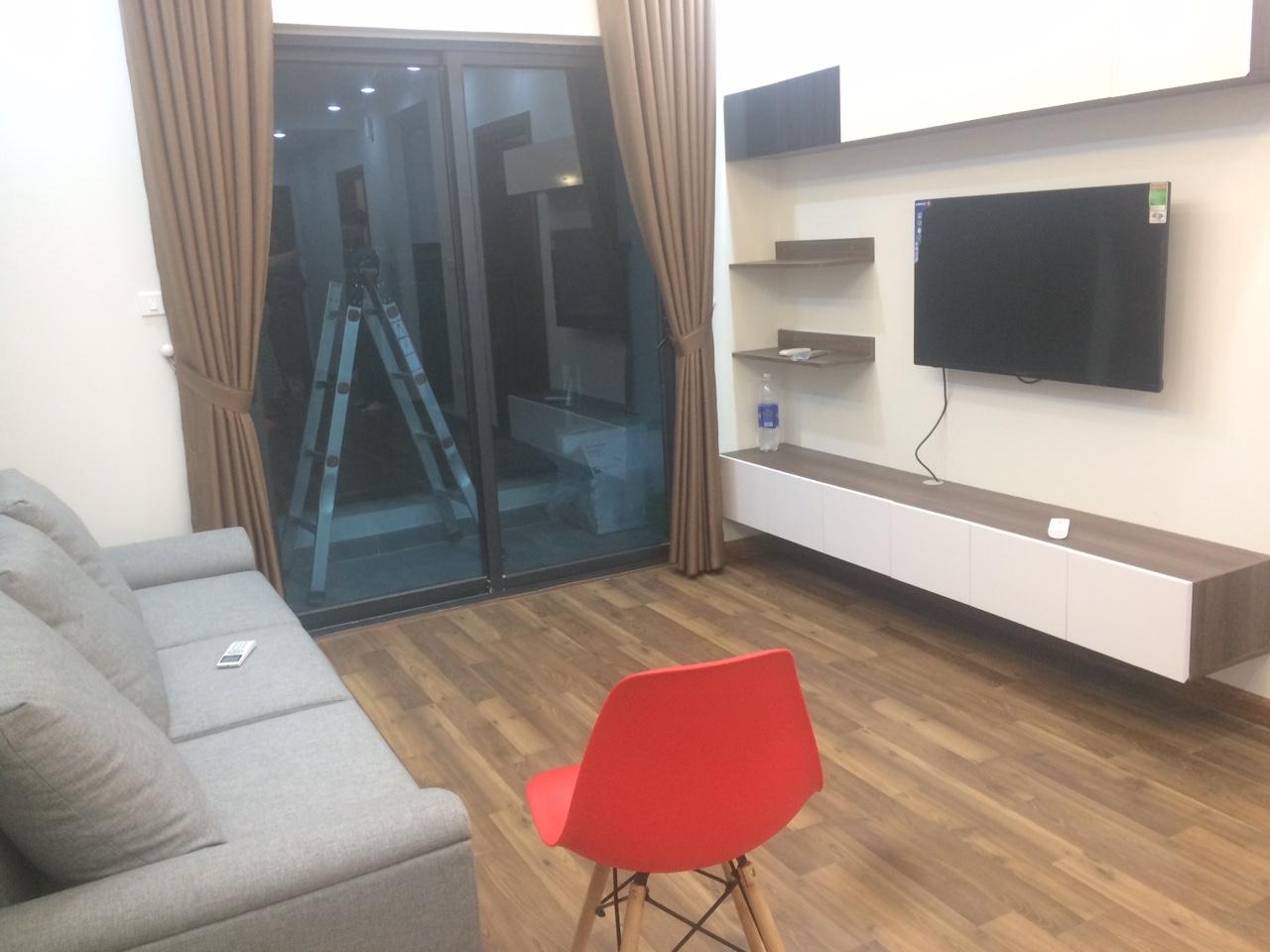 Cho thuê căn hộ tại Goldmark City, 2 phòng ngủ, full đồ