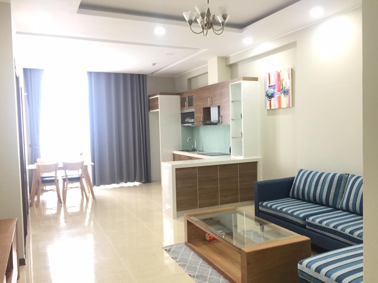 Cho thuê căn hộ chung cư Tràng An complex, 2 phòng ngủ