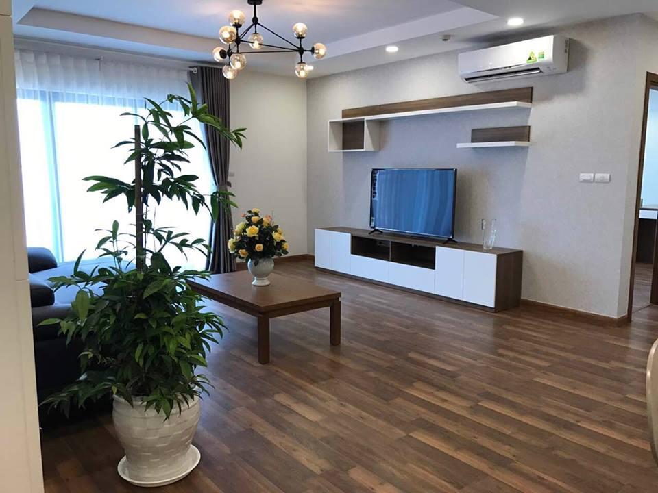 Cho thuê căn hộ chung cư cao cấp Goldmark City, 4 phòng ngủ