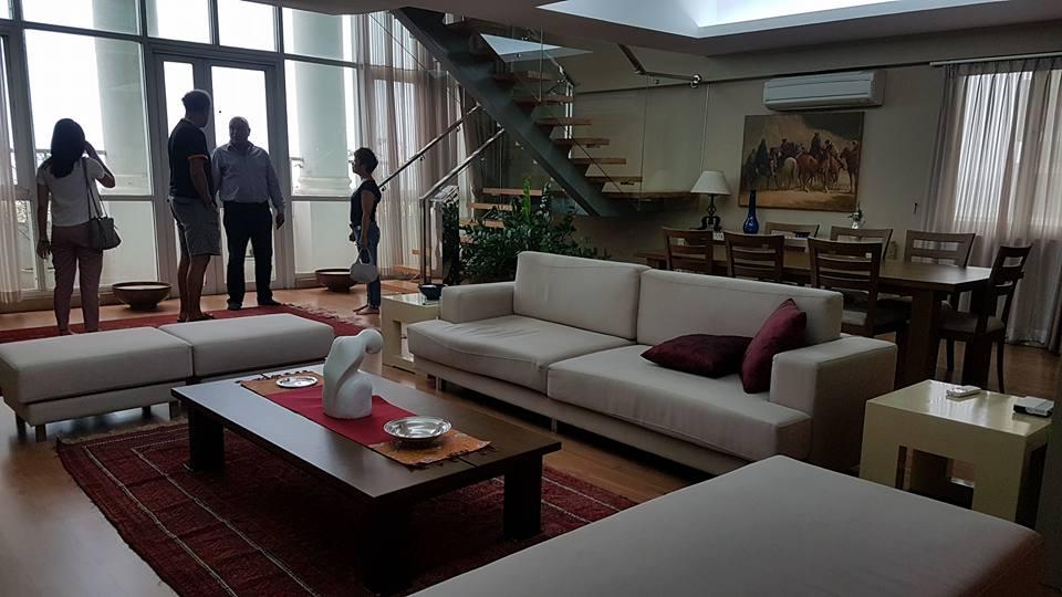 Cho thuê căn hộ chung cư cao cấp Ciputra, 3 phòng ngủ