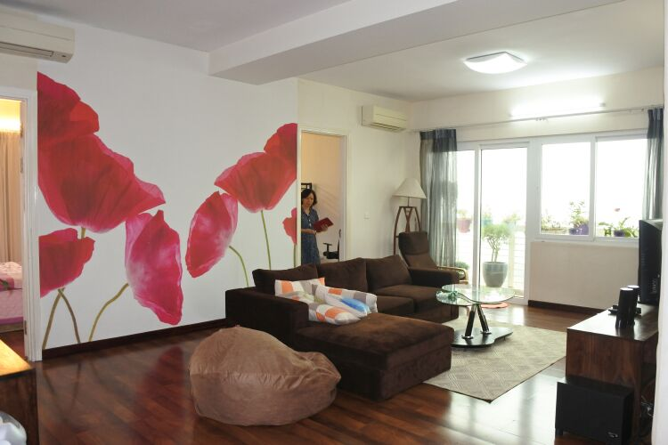 03 bedroom apartment in E1 Ciputra for Rent, close UNIS