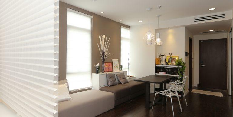 Cho thuê căn hộ Studio The Lancaster
