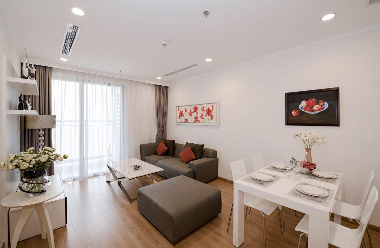 Vinhomes Times City Park Hill Apartments