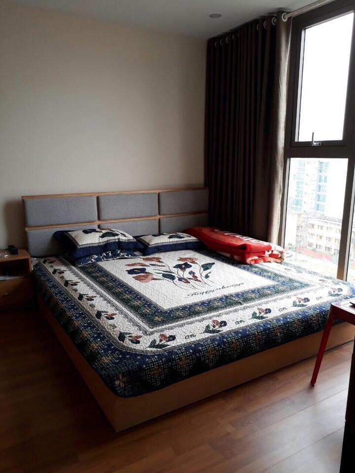 Căn Hộ Home City Trung Kinh Cho Thuê, 75m, 2 ngủ