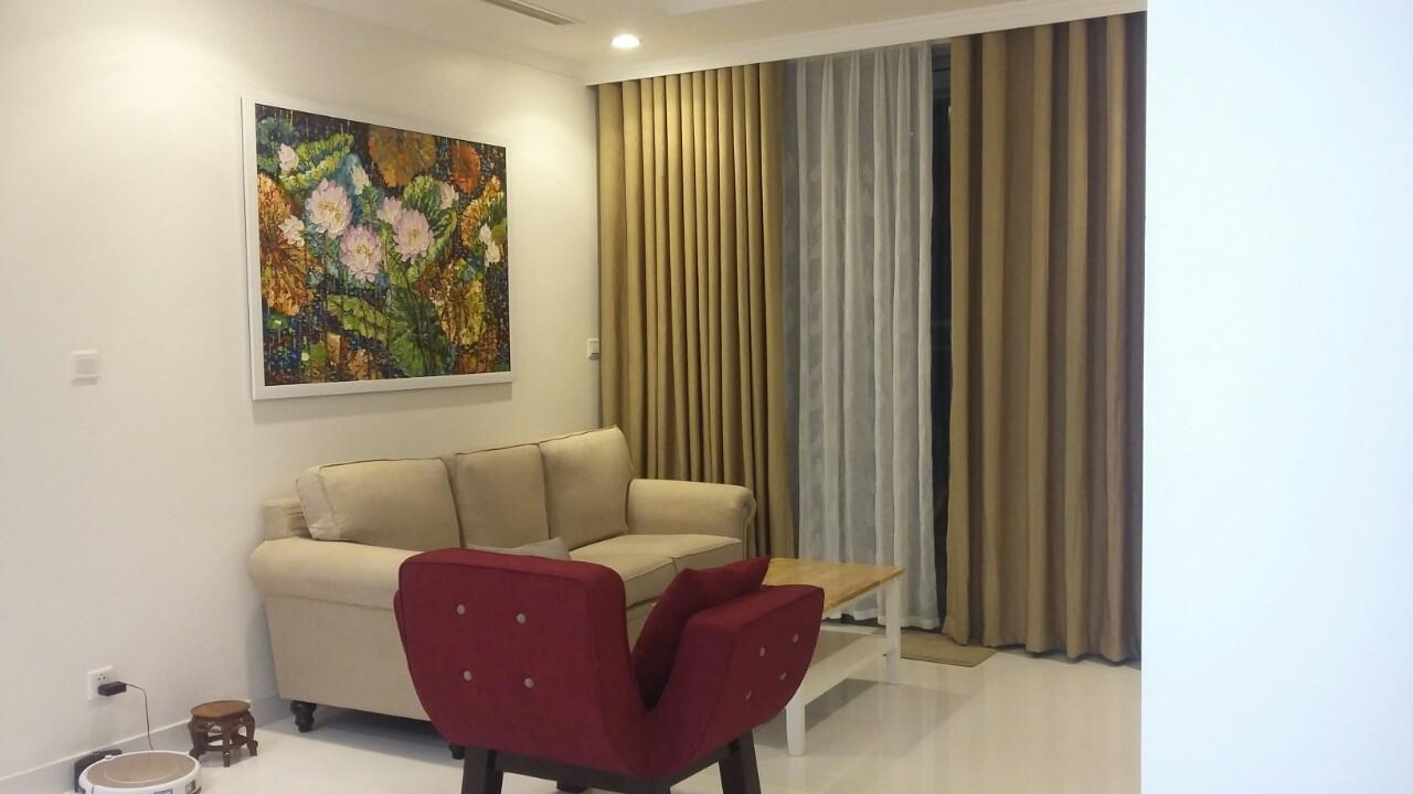 Cho thuê căn hộ cao cấp tại Park Hill – Times City, 2 phòng ngủ