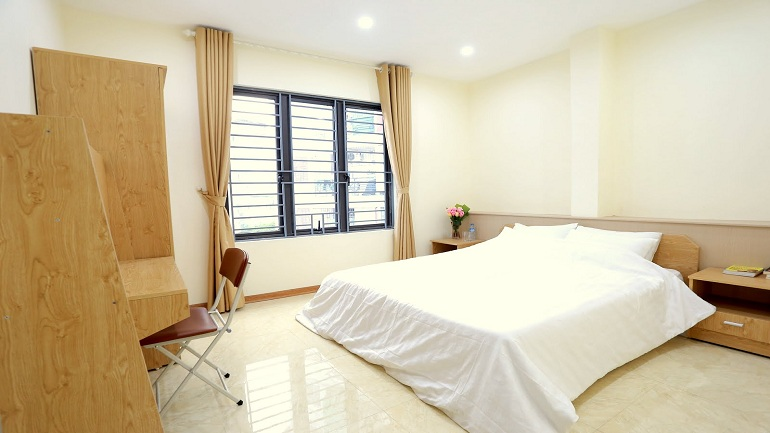 Serviced Apartments near Duy Tan street for rent