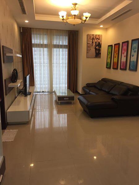 Cho thuê căn hộ tại Royal City, 2 phòng ngủ
