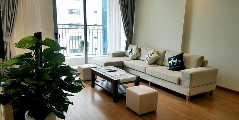 Vinhomes Nguyen Chi Thanh Apartment for Rent