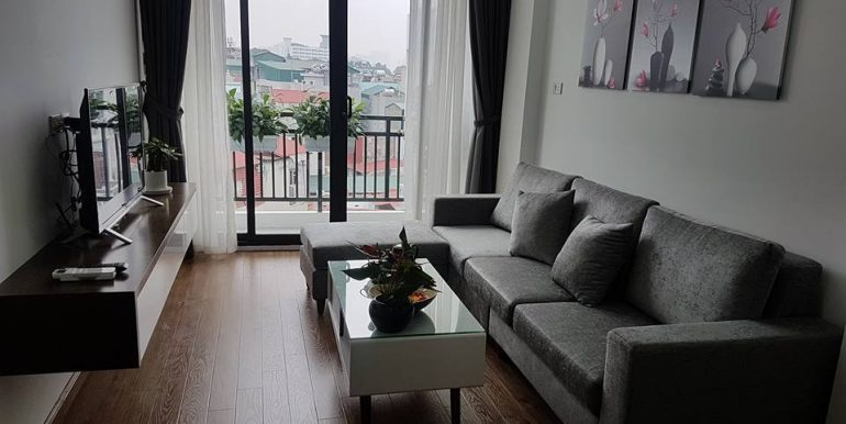 Modern warmly Ba Dinh apartment