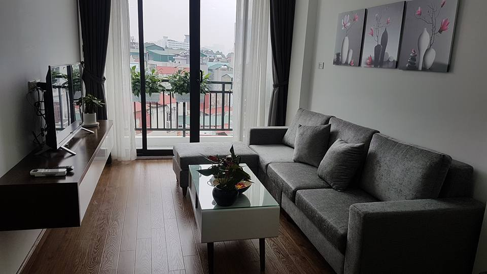 Modern style and warmly apartment in Ba Dinh District