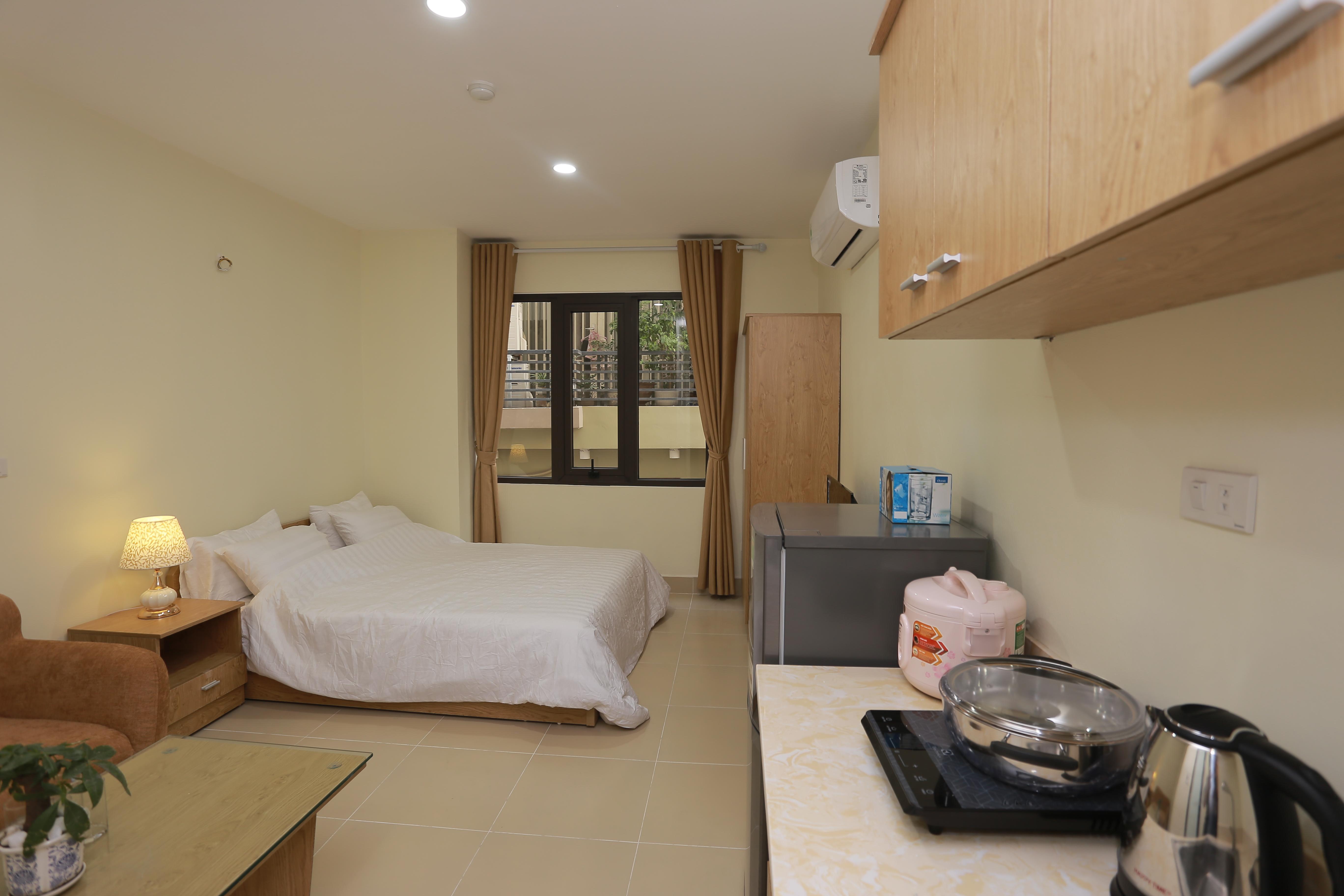 Cho thuê căn hộ Studio tại Trung Hòa, Cầu Giấy