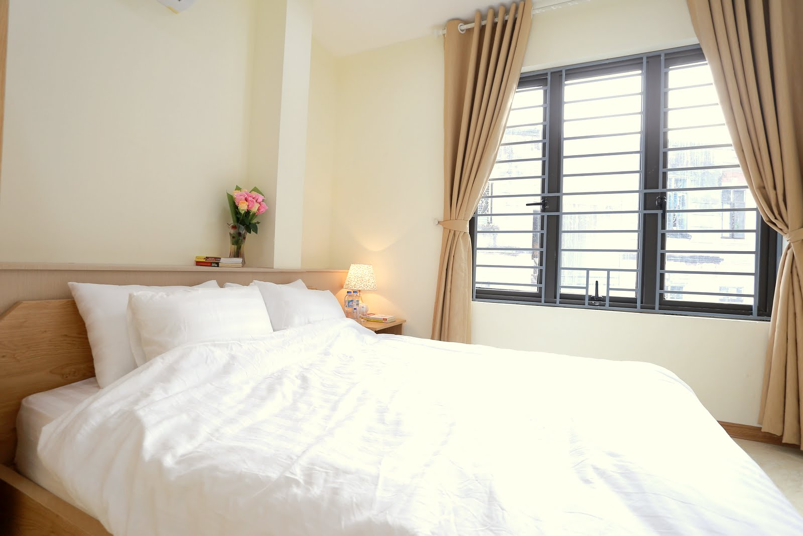 Cho thuê căn hộ dịch vụ 1 phòng ngủ tại Duy Tân, Cầu Giấy