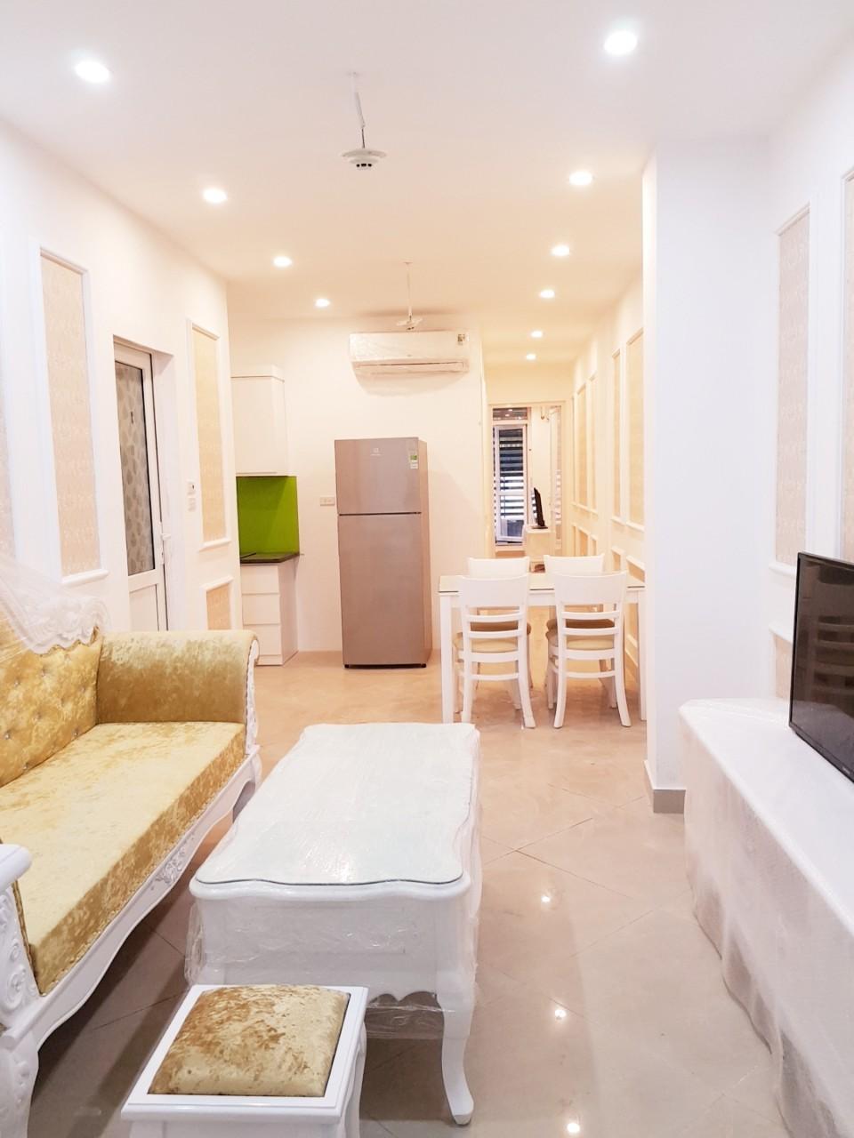 Cho thuê căn hộ 2 phòng ngủ tại Tôn Đức Thắng, Đống Đa
