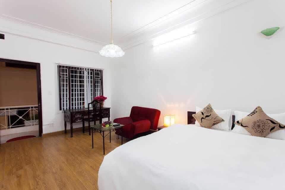Cho thuê căn hộ 2 phòng ngủ tại Lê Đại Hành
