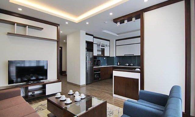 Căn hộ 1 phòng ngủ tại Tô Ngọc Vân