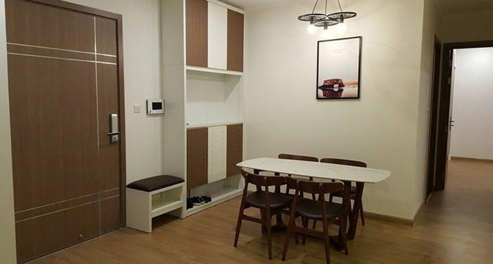 Căn hộ 2 phòng ngủ tại Vinhomes Gardenia