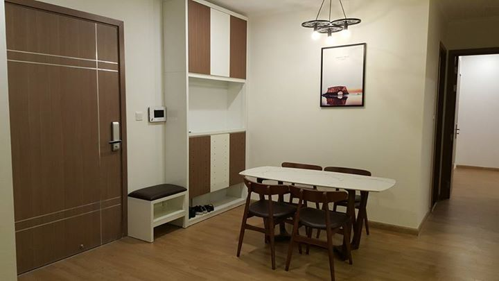 High-end Gardenia My Dinh apartment for rent