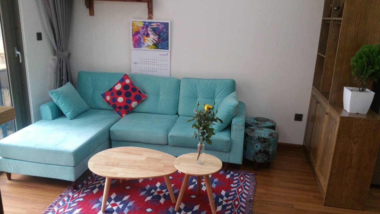 Home City Trung Kinh 2 bedroom apartment for rent