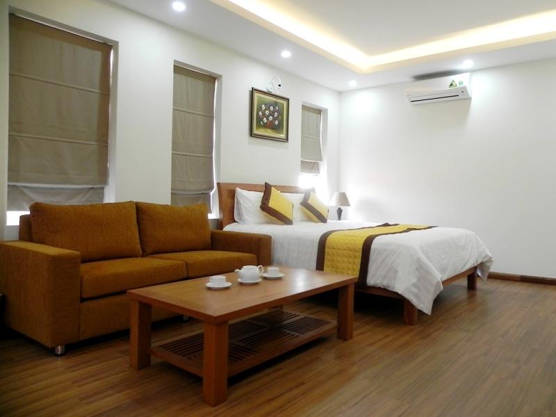 Cho thuê căn hộ Studio tại phố Phạm Ngọc Thạch
