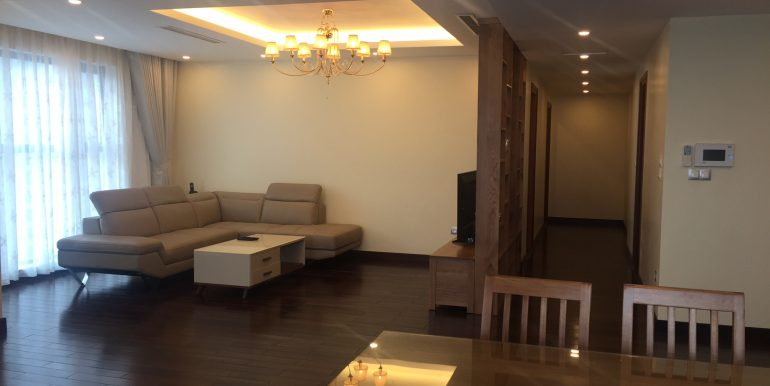 Goldmark city Apartment rental with three bedrooms