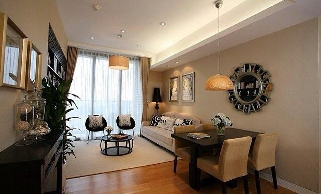Indochina plaza Apartments with 2 bedrooms for rent