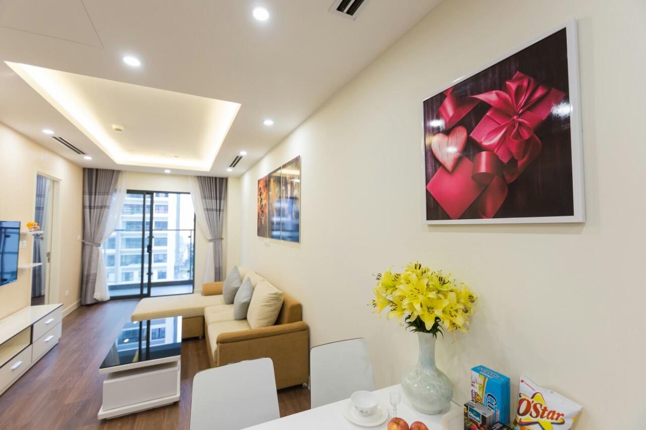 Cho thuê căn hộ cao cấp tại Imperia Garden, 3 phòng ngủ