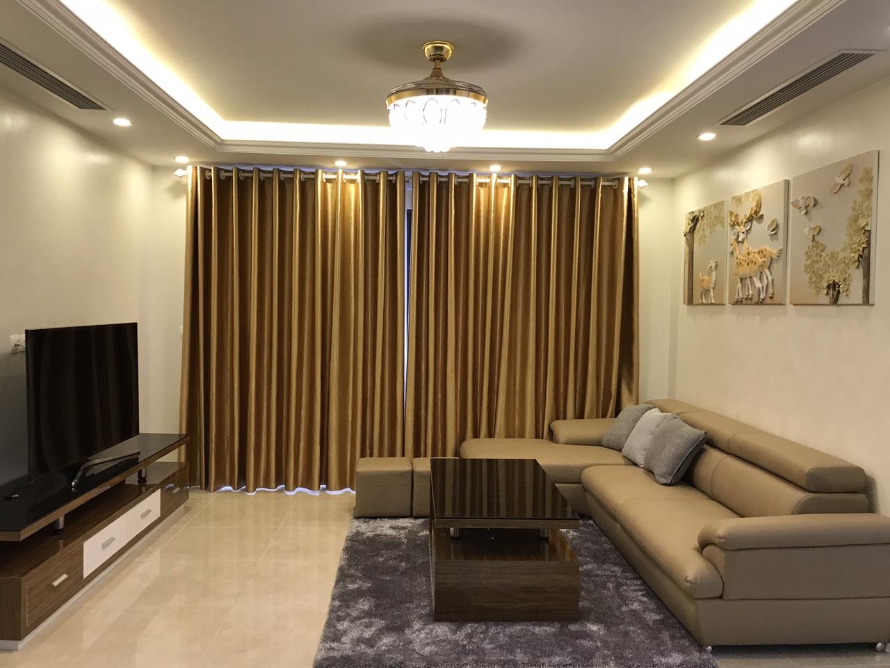 Cho thuê căn hộ chung cư 36 Hoàng Cầu
