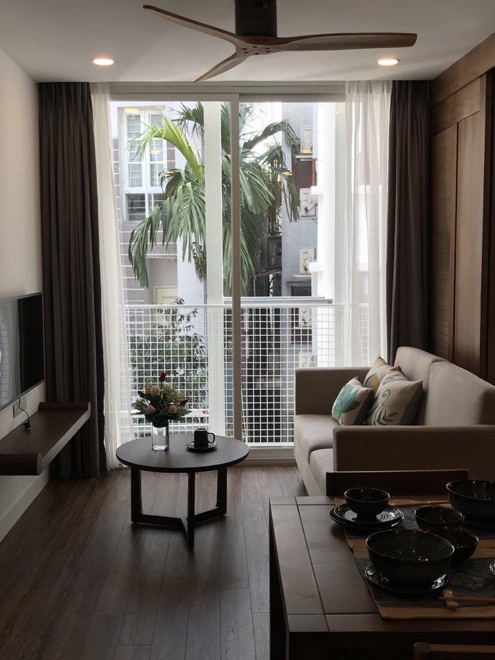 Căn hộ 1 phòng ngủ gần khách sạn Daewoo Hà Nội
