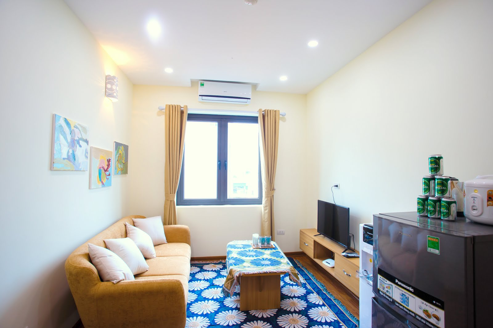 Cau Giay Serviced Apartments for rent
