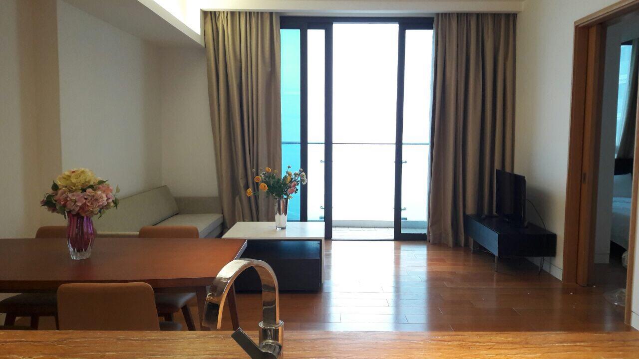 Cho thuê căn hộ 3 phòng ngủ tại Indochina Plaza