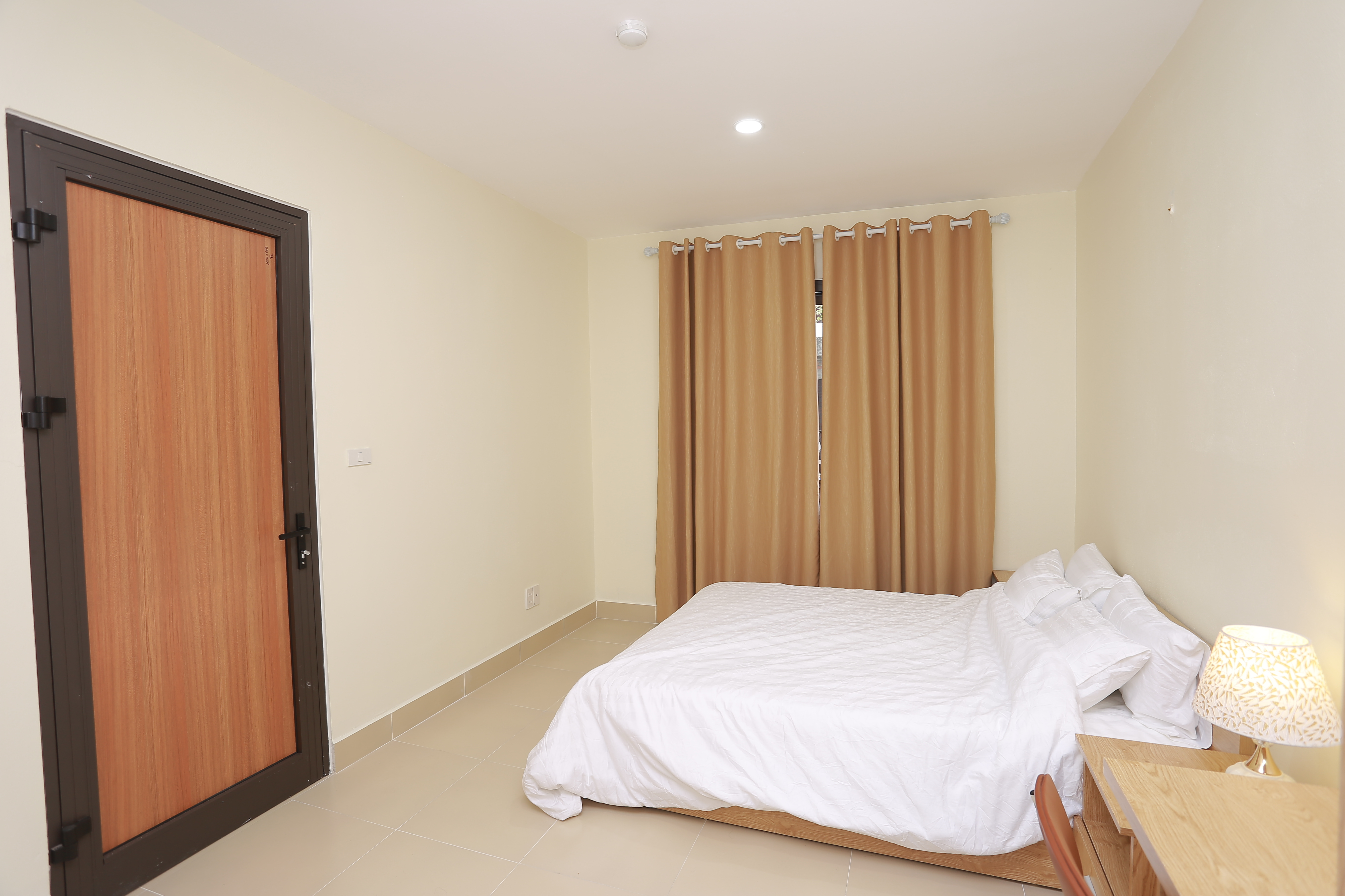 Serviced Apartments Trung Hoa area for rent