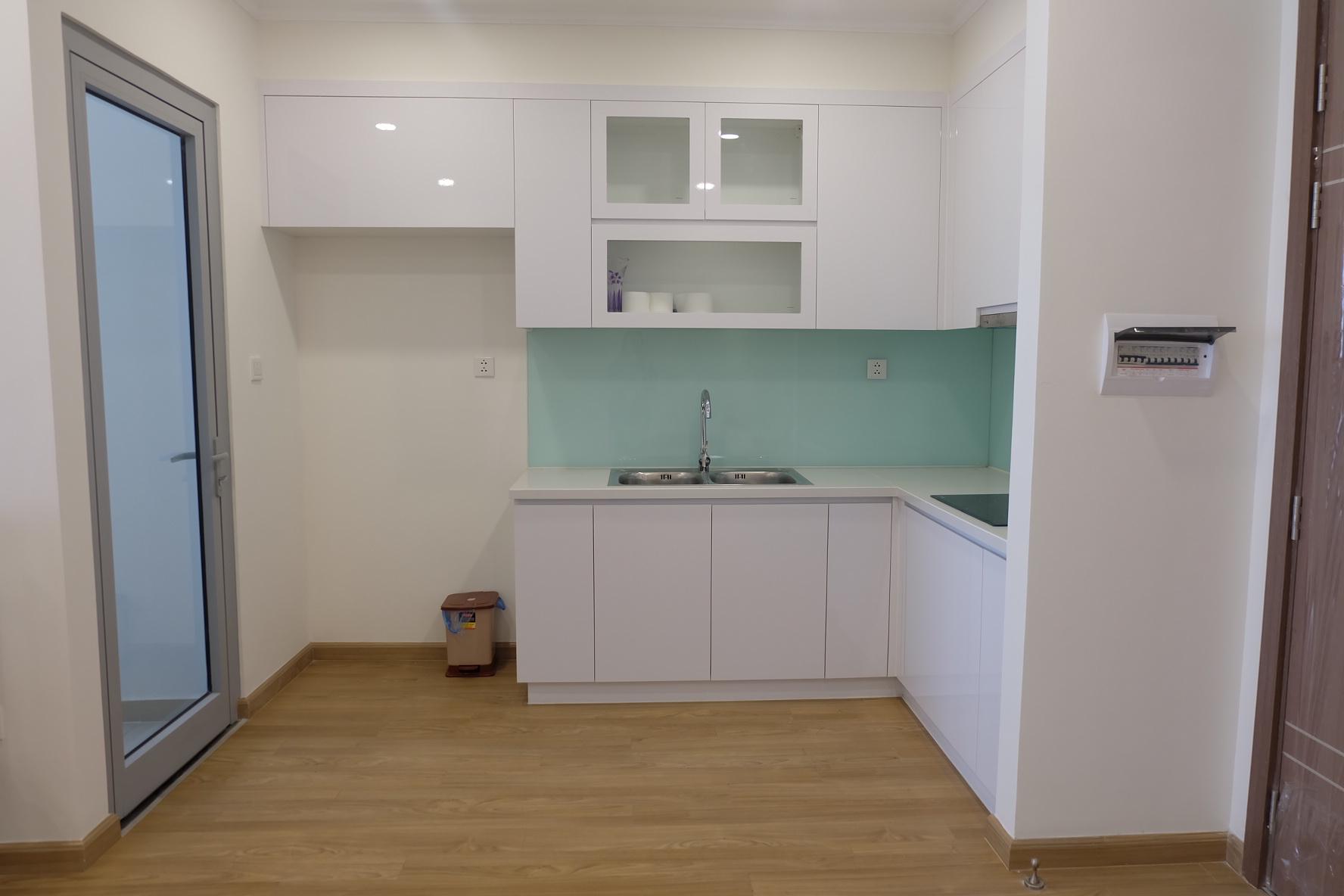 Cho thuê căn hộ chung cư Vinhomes Gardenia đồ cơ bản